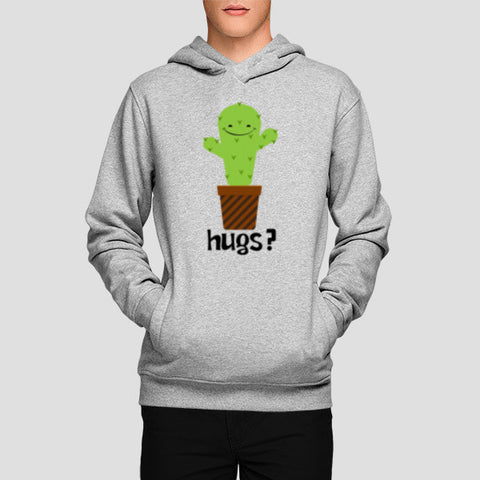 Hoodies, Hugs Hoodies | Artist : Random Chinese Friend, - PosterGully - 1