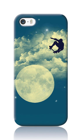 iPhone Cases, Sky Is The Limit Light Blue iPhone 5/5S Case | By Captain Kyso, - PosterGully