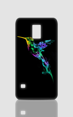 Samsung S5 Cases, Strange Smoke Samsung S5 Case | By Captain Kyso, - PosterGully