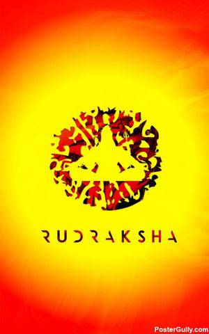 Wall Art, Rudraksha Artwork | Artist: Sujith KS, - PosterGully - 1