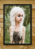 Wall Art, Khaleesi Caricature Artwork | Artist: Abhishek Faujdar, - PosterGully - 2