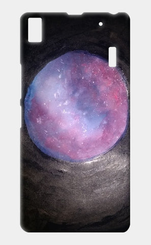 Way to the universe @srijana's  Lenovo K3 Note Cases | Artist : srijana giri