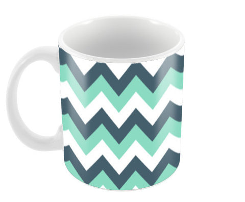 Ethnic Pattern Coffee Mugs | Artist : Ayushi Jain