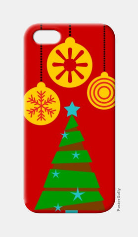 iPhone 5 Cases, Christmas | iPhone 5/5S Cases  | Artist : Nikhil Wad, - PosterGully