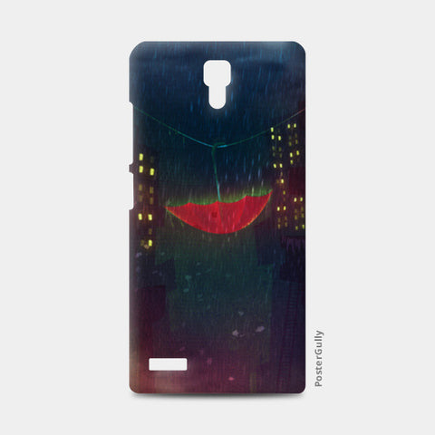 Night Rain Redmi Note Cases | Artist : Aniket Mitra