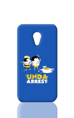 Moto G2 Cases, Unda Arrest Blue Moto G2 Case | By Captain Kyso, - PosterGully