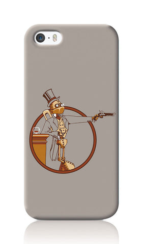 iPhone Cases, Wind Up Duelist iPhone 5/5S Case | By Captain Kyso, - PosterGully