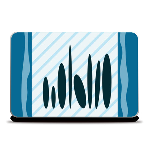 Untitled 5 Laptop Skins | Artist : Saroj Meher