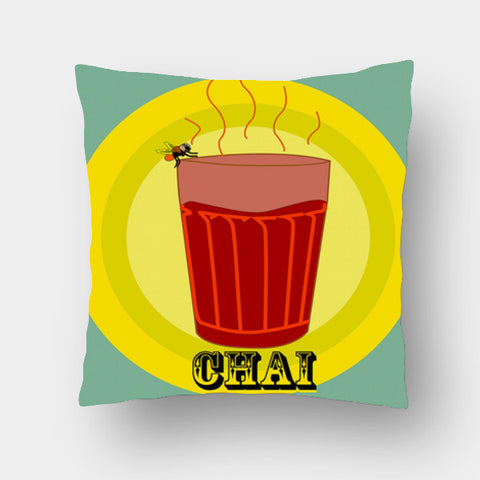 CHAI Cushion Covers | Artist : Jignesh Waghela