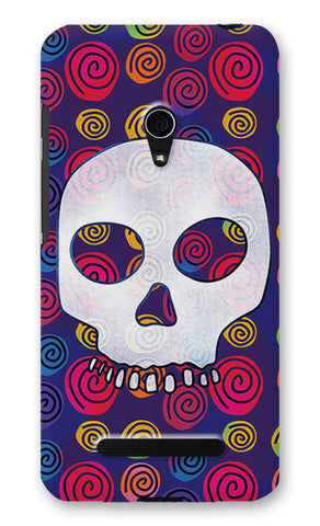 Candy Skull Artwork | Asus Zenfone 5 Cases