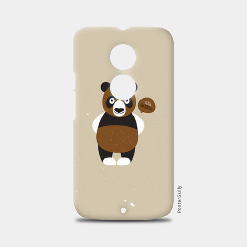 Mr.Panda Moto X2 Cases | Artist : Designerchennai