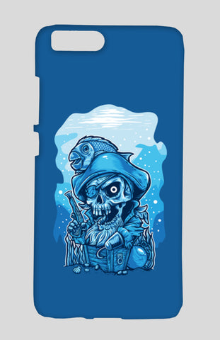Cartoon Pirates Xiaomi Mi-6 Cases | Artist : Inderpreet Singh