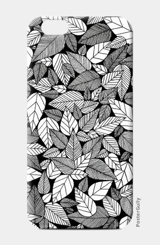 iPhone 6/6S Cases, leaf mess iPhone 6/6S Cases | Artist : Salonee Vichare, - PosterGully