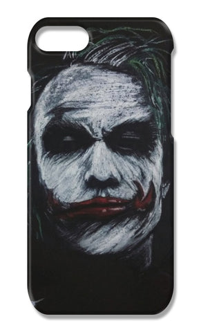 The Joker Heath Ledger iPhone 7 Plus Cases | Artist : Vivek Aind