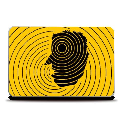 Laptop Skins, Voices Within Laptop Skin | Artist: Vaibahv dangwal, - PosterGully