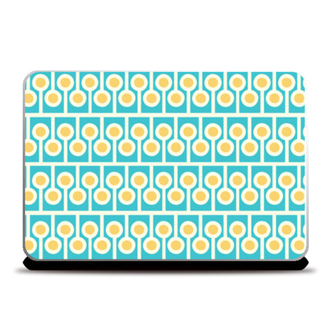 Yellow Lolypop Pattern Laptop Skins | Artist : Creative DJ