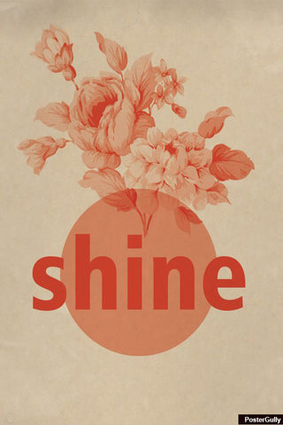 Wall Art, Shine Artwork | Artist: Priyanka Kapoor, - PosterGully
