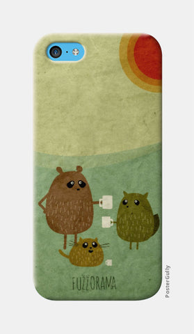 iPhone 5c Cases, Coffee Break iPhone 5c Case | Artist: Alessandro Formigoni, - PosterGully