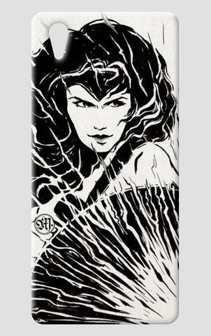 Wonder Woman fan art One Plus X Cases | Artist : Monisha Miriam
