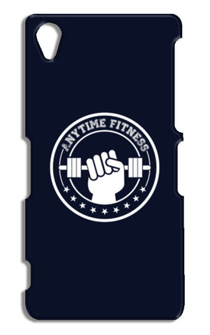 Anytime Fitness Sony Xperia Z2 Cases | Artist : Designerchennai