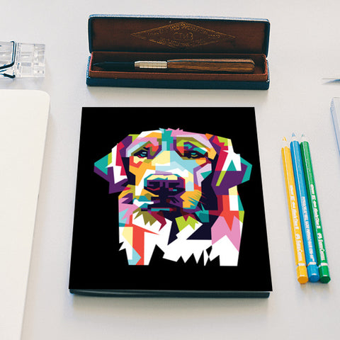 Dog Lovers Notebook | Artist : Inderpreet Singh