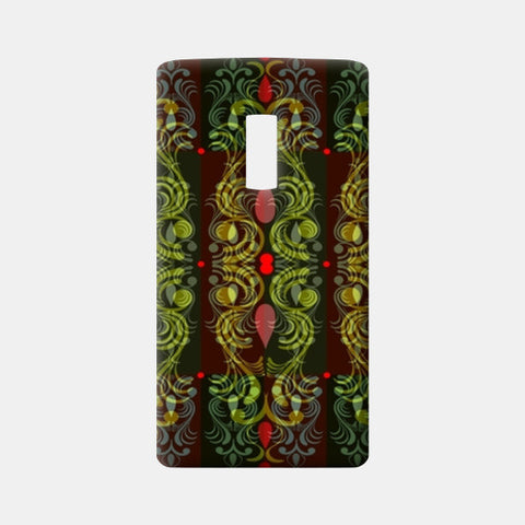 Ornamental Pattern One Plus Two Cases | Artist : Amar Singha