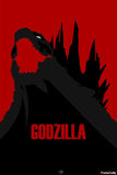 Brand New Designs, Godzilla Artwork | Artist: Loco Lobo, - PosterGully - 1