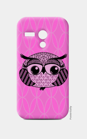 Baby Boo Boo owlie Moto G Cases | Artist : Animal kingdom