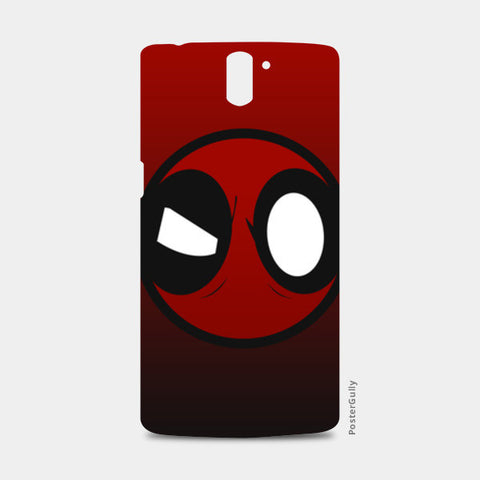 One Plus One Cases, Deadpool Cartoon One Plus One Cases | Artist : Tushar Gupta, - PosterGully