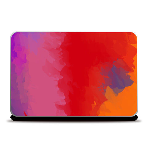 A Dash of Color Laptop Skins | Artist : Divyansh Deora