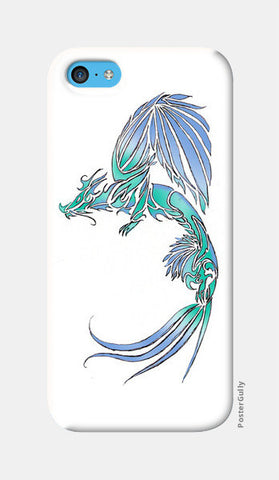 iPhone 5c Cases, Sky Dragon iPhone 5c Cases | Artist : GenOWA: Sevaryei, - PosterGully
