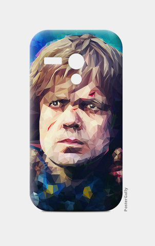 Moto G Cases, Hear me roar - Tyrion Lannister Lowpoly portrait Moto G case | cuboidesign, - PosterGully
