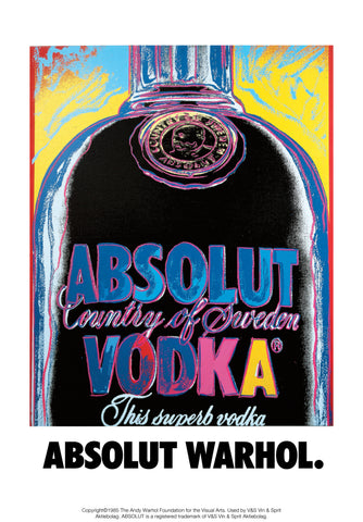 PosterGully Specials, Andy Warhol | Absolut, - PosterGully