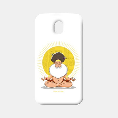 Moto G3 Cases, Sadhu Re Moto G3 Cases | Artist : Tejeshwar Prasad, - PosterGully