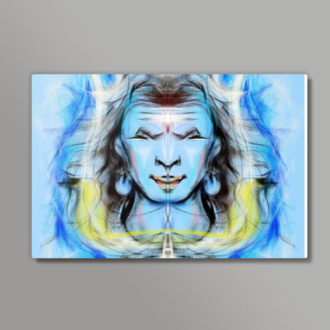shiva Metal Prints | Artist : Pradeesh K