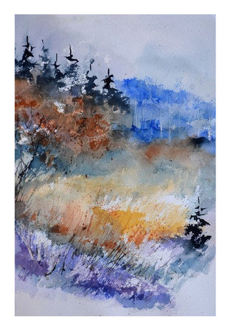 Watercolor 5639 Art PosterGully Specials