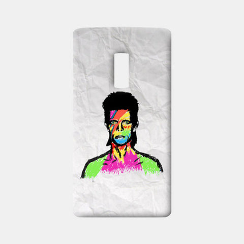 One Plus Two Cases, David Bowie One Plus Two Cases | Artist : Dr. Green, - PosterGully