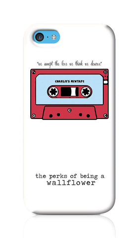iPhone Cases, Perks Of Being Wallflower iPhone 5C Case | Artist: Abhinav Anand, - PosterGully