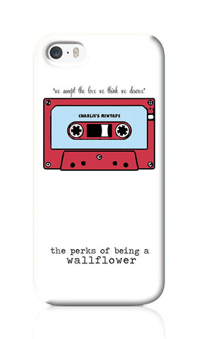 iPhone Cases, Perks Of Being Wallflower iPhone 5/5S Case | Artist: Abhinav Anand, - PosterGully