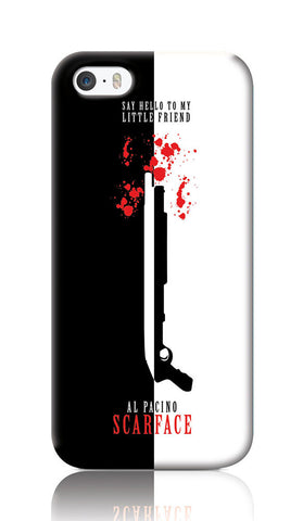 iPhone 6 / 6s Cases, Say Hello To My Little Friend Al Pacino iPhone 6 / 6s Case | Artist: Abhinav Anand, - PosterGully
