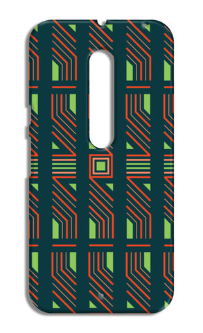 Pattern Digital Pulse Moto X Style Cases | Artist : Hardy16_