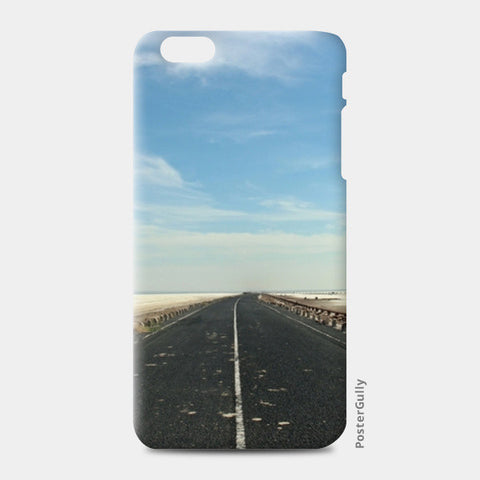 White salt lake Mobile case iPhone 6 Plus/6S Plus Cases | Artist : The Storygrapher