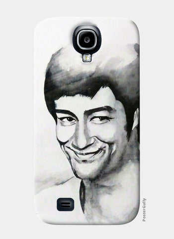 Bruce Lee The Big Boss Samsung S4 Cases | Artist : Sunil Angral