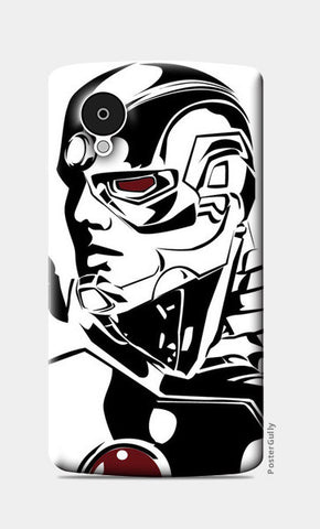 Nexus 5 Cases, Cyborg Nexus 5 Cases | Artist : Divakar Singh, - PosterGully