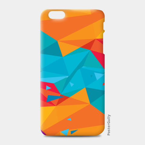 iPhone 6 Plus / 6s Plus Cases, Color Triangle iPhone 6 Plus / 6s Plus Cases | Artist : Manju Nk, - PosterGully