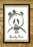 Brand New Designs, Bearly Peace Artwork | Artist: Simran Anand, - PosterGully - 2