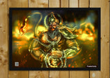 Brand New Designs, Hanuman Ji Artwork | Artist: Pankaj Bhambri, - PosterGully - 2
