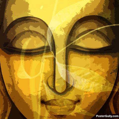 Brand New Designs, Buddha Pop Artwork | Artist: Pradeesh K, - PosterGully