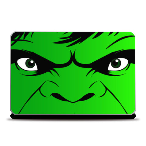 HULK Laptop Skins | Artist : soumik parida