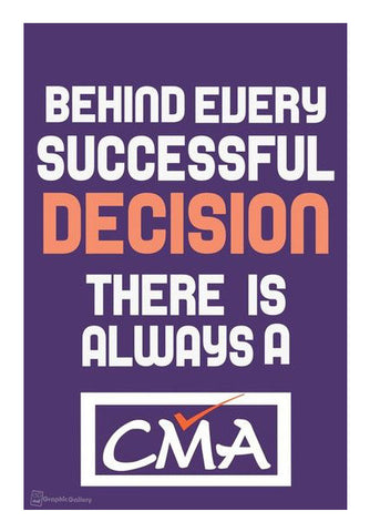 CMA Poster Wall Art | Artist : Graphic Gallery